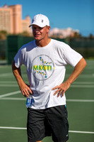Mark Knowles Celebrity Tennis Invitational 2012