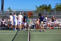 MKcti Tennis Pro Exhibition